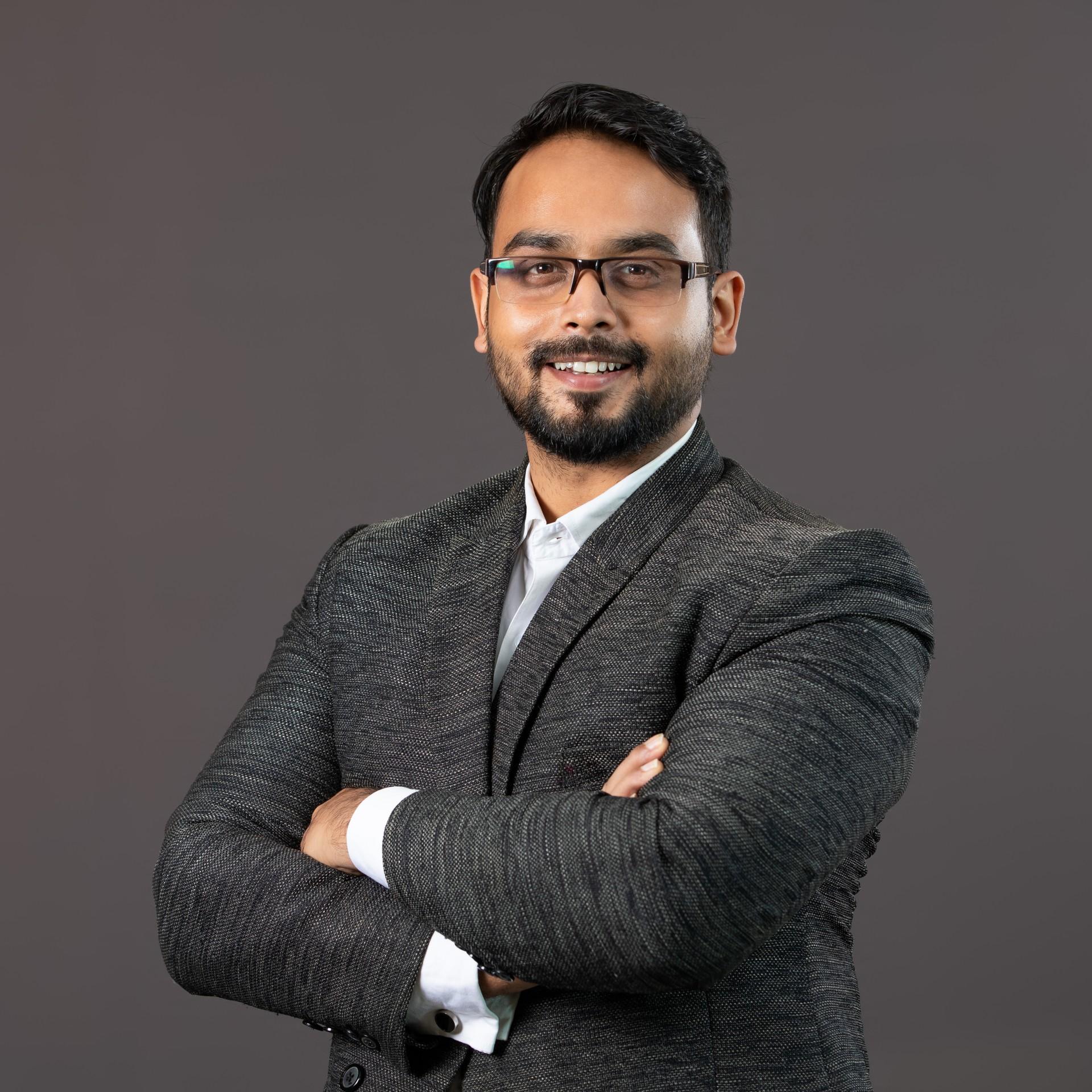 Mohammed Evan, Coordinator, NSU Startups Next