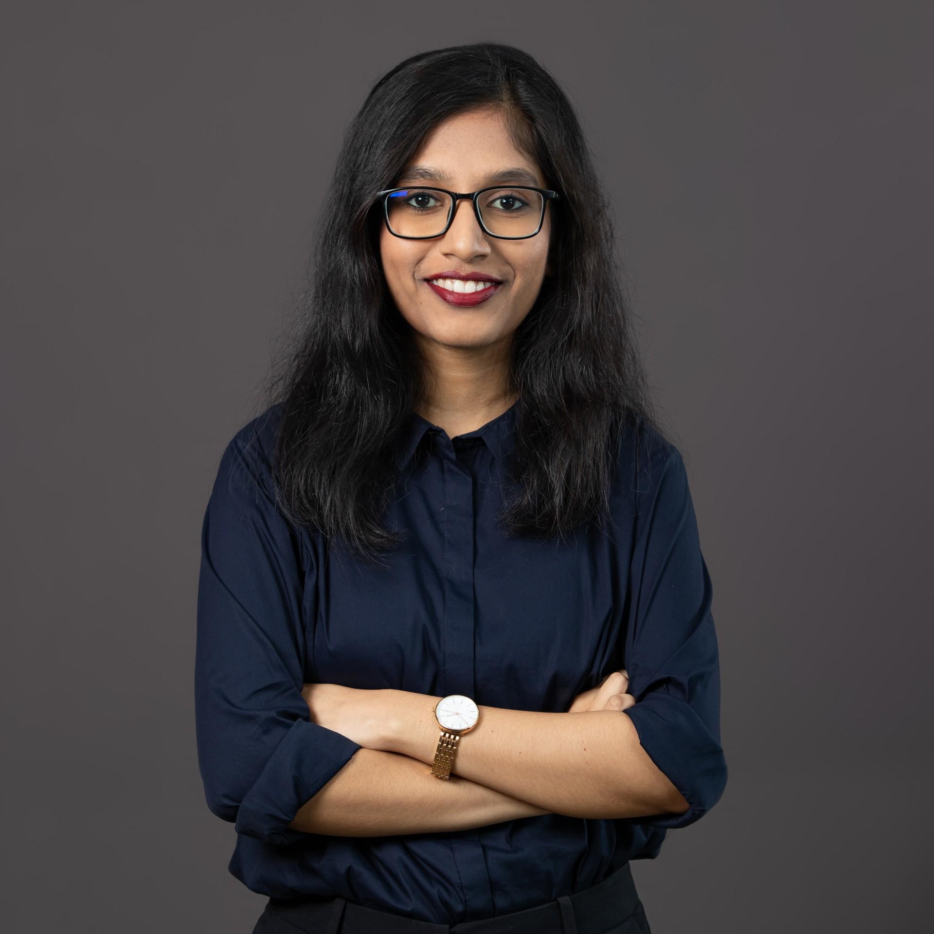 Nusrat Aziz, Program Associate, NSU Startups Next