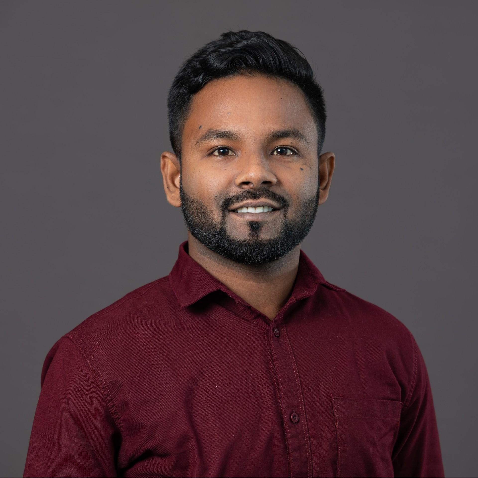 Reaz Mahmud, Admin & Logistics