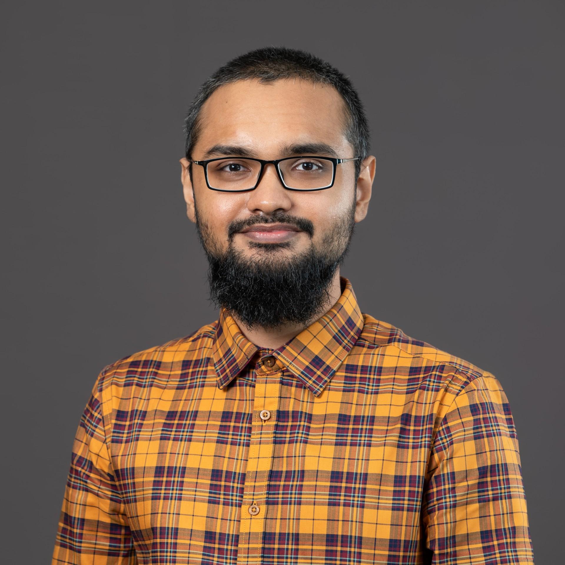 Samuel Mursalin, Coordinator, NSU Startups Next