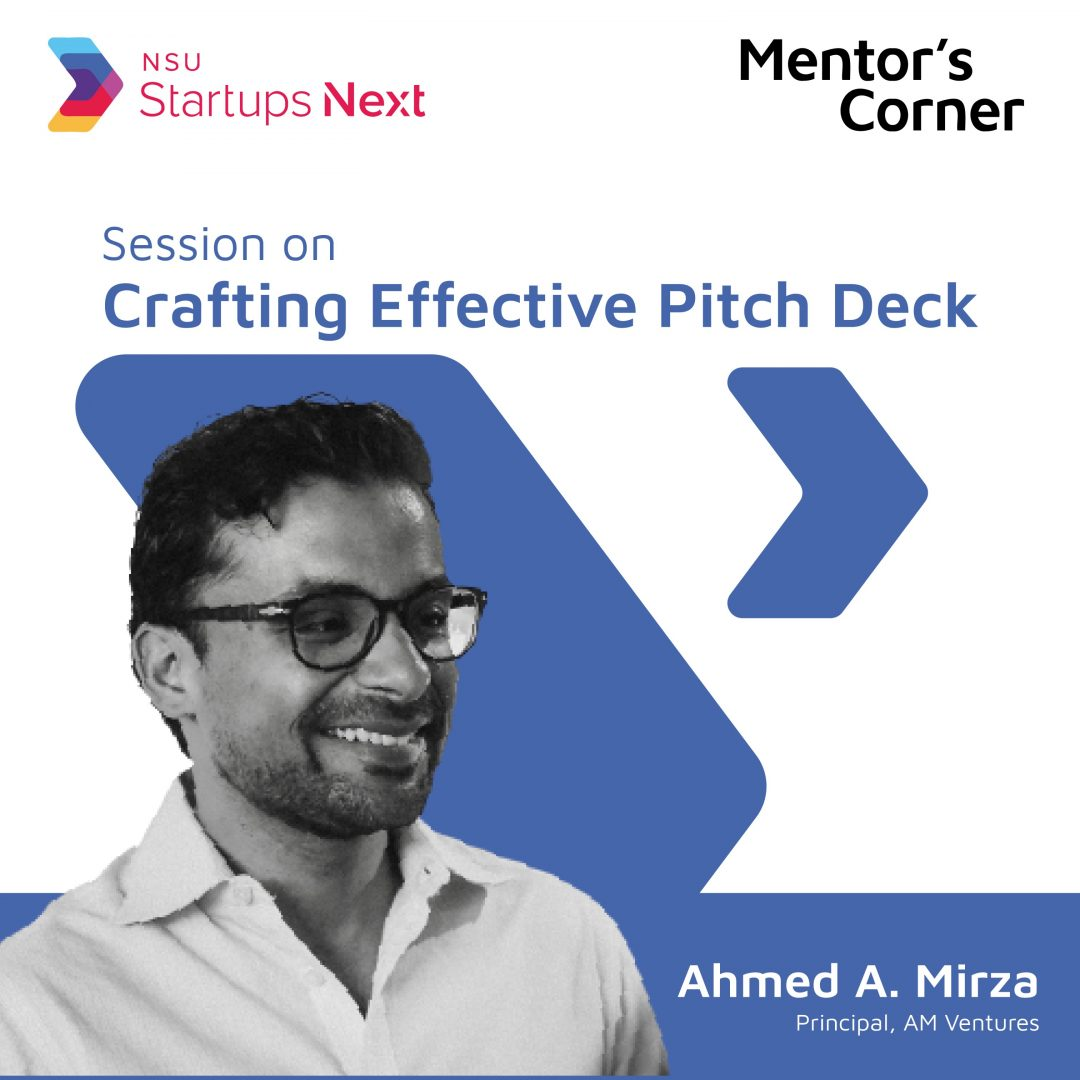Crafting Effective Pitch Deck