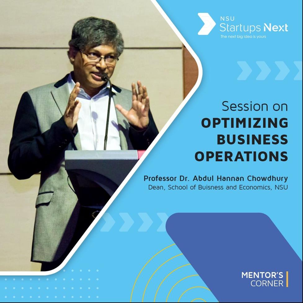 Optimizing Business Operations
